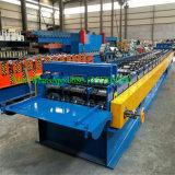 機械を形作る構築の床の金属のDeckingロール