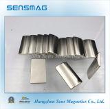 N38sht de Magneet van het Neodymium van het Segment voor Industrieel Gebruik met RoHS