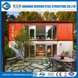 Huis van de Container van de Structuur van het Staal van de douane het Prefab