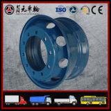 Rodas de roda de aço / liga de caminhão / reboque / ônibus (8.5-20, 22.5 * 9.00, 22.5X8.25 / 11.75, 8.00V-20)