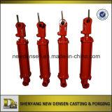 Fournisseur de cylindre hydraulique d'acier inoxydable
