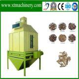 Крупноразмерно, 4kw, применение Biobass, конструкция подачи счетчика, машина лепешки охлаждая