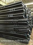 ASTM A106/A53 GR. Tubo de acero inconsútil de B