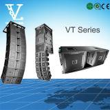Vt4887 двойная 8inch линия звуковая система аудиоего PA блока