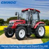Alimentador de granja de tamaño mediano del motor del alimentador agrícola 85HP Yto/alimentador de la potencia