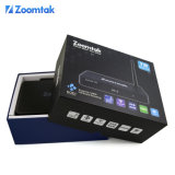 Amlogic Mx TV Box con Android 4.2.2 Jelly Bean Totalmente Arraigados XBMC 12.2 cubierta de aluminio