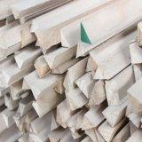 Прокладки древесины треугольника Paulownia декоративные для древесины конструкции