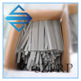 Bandes durables de barre plate de fibre de verre en verre de fibre de GRP