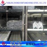 Winkel des Aluminium-6061 6063 Aluminiumwinkel-auf Lager