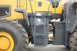 Hete Verkoop 5 van de Bouw van de Machines Ton van de Lader van het Wiel met ProefControle en AC