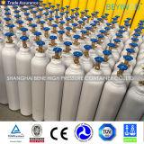 Precio de acero médico del cilindro de gas del cilindro de oxígeno