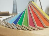 Het kleurrijke Triplex van de Berk van de Melamine