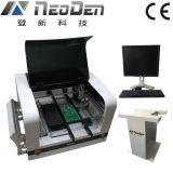 Selección de SMT y máquina del lugar (Neoden 4) con los alimentadores autos