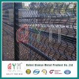 Загородка 358 высокиев уровней безопасности/воискаа тюрьмы авиапорта Анти--Взбираются разделительная стена Fence/358