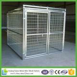 Galvanisierte Metallgroßverkauf-kundenspezifische Panel-Bearbeiten-Hunderahmen