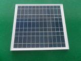 Poly panneau solaire 15W pour le système de d'éclairage solaire portatif