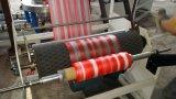 Doppelt-Farbe gestreifter Film-durchbrennenmaschinen-Extruder