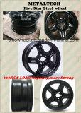 Borde de acero de la rueda de la estrella de acero de la rueda cinco de Malibu para Chevrolet
