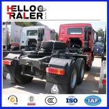 Cabeça do trator do caminhão de Sinotruk HOWO 6X4 420HP