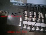 La meilleure machine de fente de bande de couleur de roulis de la vente Gl-210