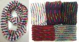 Lenço 81310135 de confeção de malhas dobro Multicolour