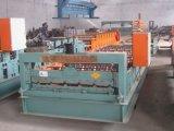 Toit de panneaux en métal de Dx 1050 formant la machine