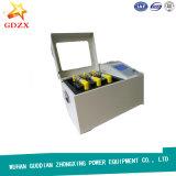 Fait dans l'équipement de test de panne de tension de pétrole d'isolation de la Chine 80kV