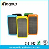 chargeur solaire coloré de l'ABS 4000mAh avec Powerbank