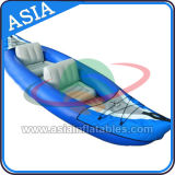 Caiaque inflável do barco inflável para a pessoa 2-3