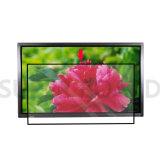Grand panneau d'affichage d'écran tactile LCD de DEL