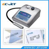 Imprimante à jet d'encre de date d'expiration de code barres de code de Digitals Qr (EC330H)