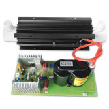 Leistungs-Quellhochwertiges dielektrisches Quarz-Gefäß für den Ozon-Generator