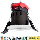 Cer RoHS 6W Dimmable Feuer Nenn-LED Downlight mit schnellem Verbinder