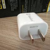 Переходники перемещения головки 2.1A/5V заряжателя стены USB выход всеобщего портативного высокоскоростной для IP/Sam/Xiaomii/Huaweii