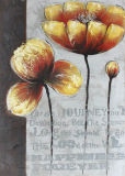 Het populaire Olieverfschilderij van de Decoratie van het Huis van de Bloem