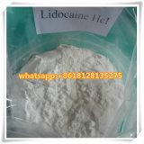 99.5% HCl della lidocaina dell'assassino di dolore/cloridrato puri CAS 73-78-9