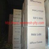 65gr 8*8 50mmx90m weißes selbstklebendes Fiberglas-Ineinander greifen-Trockenmauer-Verbindungs-Band