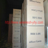 65gr 8*8 50mmx90mの白い自己接着ガラス繊維の網の乾式壁の接合箇所テープ