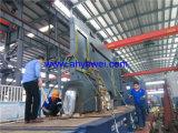 Acciaio di Ssab Hardox della struttura d'acciaio