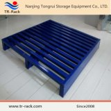 Lager-Speicher-Stahlladeplatte mit unterstützendem Racking-System