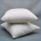 Hot Sell White Super Soft Cushion / Pillow Insert / Inner with Duck / Goose Plumas de preenchimento