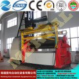 Гидровлическая завальцовка/гибочная машина плиты 4 кренов Mclw12hxnc-30*3200 с стандартом Ce