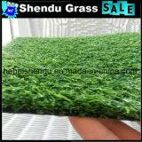 20mmの標準景色の人工的な草160stitch