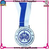 Médaille en métal de qualité avec le modèle de propriétaire