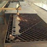 Tagliatrice del piatto del tubo d'acciaio del metallo della taglierina del gas del plasma di CNC