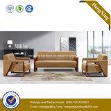 現代オフィス用家具の本革のソファのオフィスのソファー(HX-CF001)