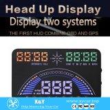 Visualizzazione alta Hud Xy-Huds7 di registrazione di Digitahi della testa automatica del veicolo