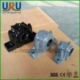 Cojinetes de aleación de zinc de la carcasa de brida de la unidad de plummer Pillow bloque de cojinetes Ucf206