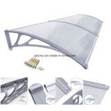 Прочным тенты держателя стены тента поликарбоната используемые кронштейном для сбывания (YY1000-C)