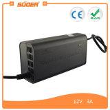 Suoer Горячая продажа зарядное устройство 12V 03A Неуправляемые Fast зарядное устройство с CE & RoHS (SON-1203)